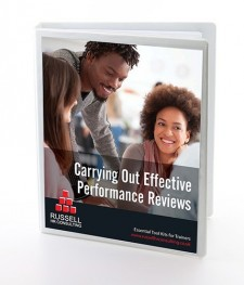 Carrying Out Effective Performance Reviews