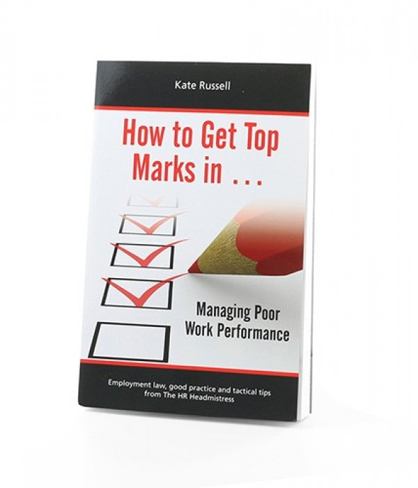Managing Poor Work Performance